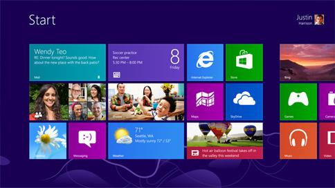 Windows 8/Windows 2012 Selenium Testing